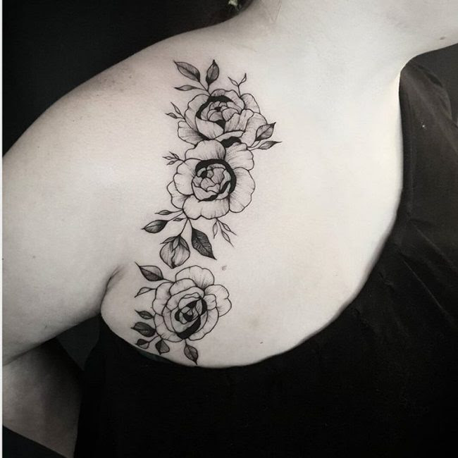 90 Best Shoulder Tattoo Designs Meanings Symbols Of Beauty 2019