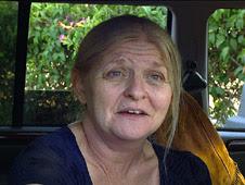 Bonnee, one of Santa Barbara's car sleepers