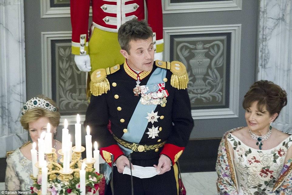 Speech: Listening in wasDorrit Moussaieff, the Israel-born wife of Iceland'sÓlafur Ragnar Grímsson