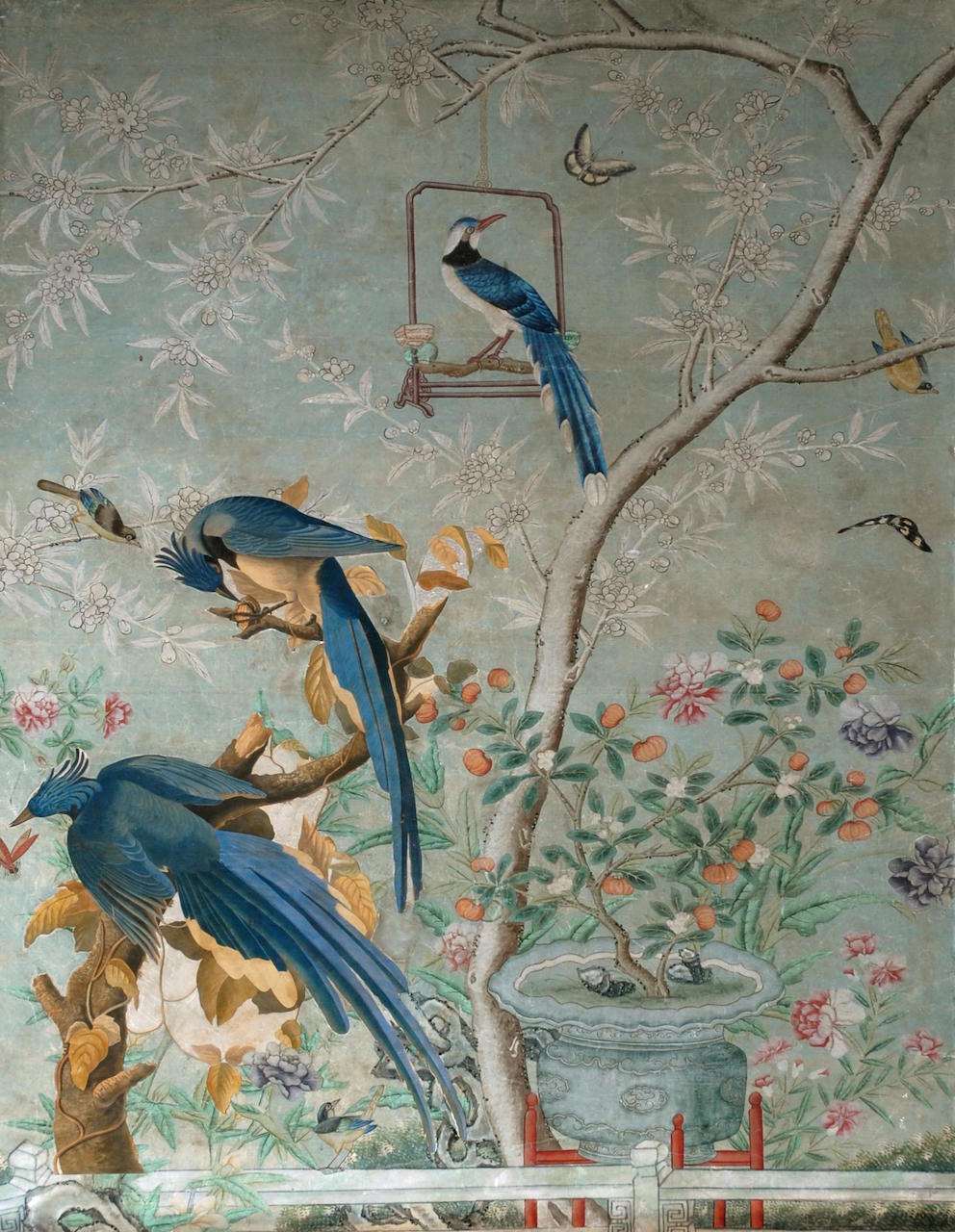 The 19thCentury Lady Who Used Audubons Birds for Wallpaper