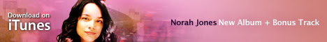 Norah Jones on iTunes