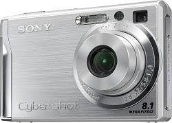 Sony DSC-W90 camera
