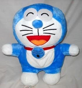 Gambar Helm Bogo Doraemon