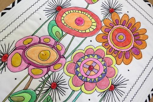 """""""Prairie Flowers"""" - a close up"""