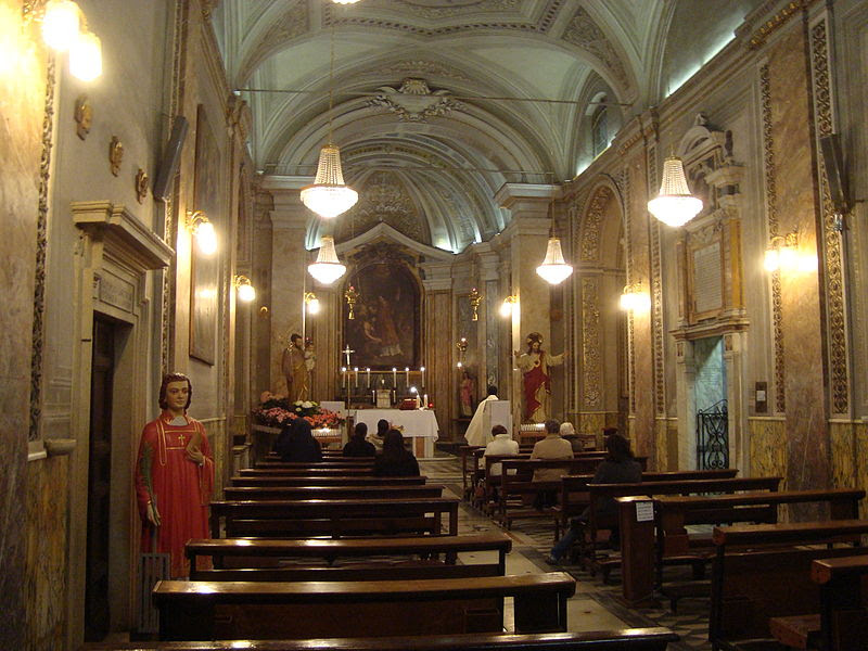 File:Intérieur Eglise San Lorenzo in Fonte.JPG