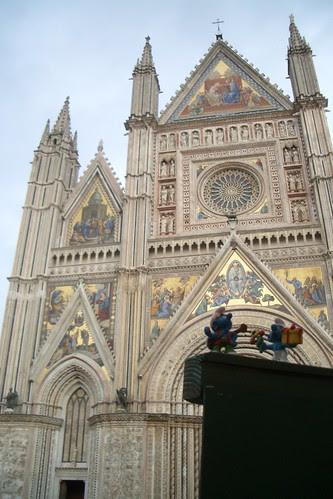 un Duomo tuuutto mosaici!!!