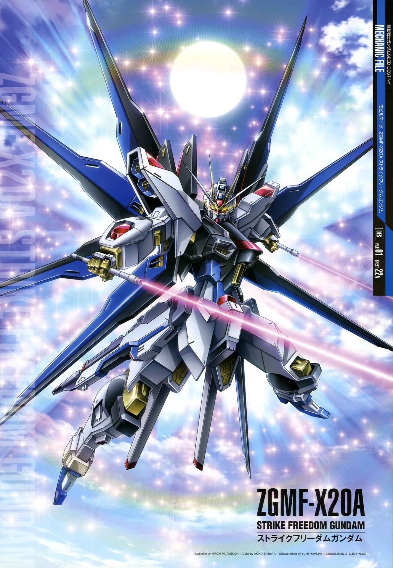 Strikedom Gundam Wallpaper 69 Images