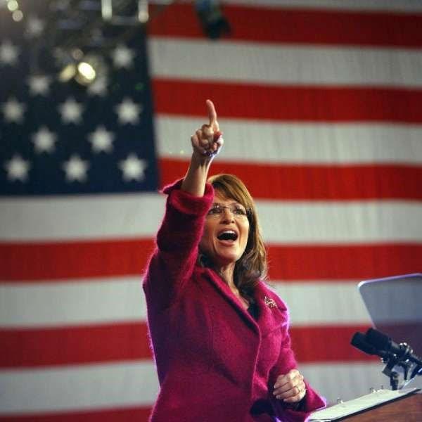 Lapsus lingüis: Sarah Palin no quería decir eso