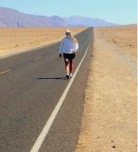 Badwater 2009 (Here I come again) - Death Valley Ca. - 135 Miles - 130 degrees - 60 hours!!!
