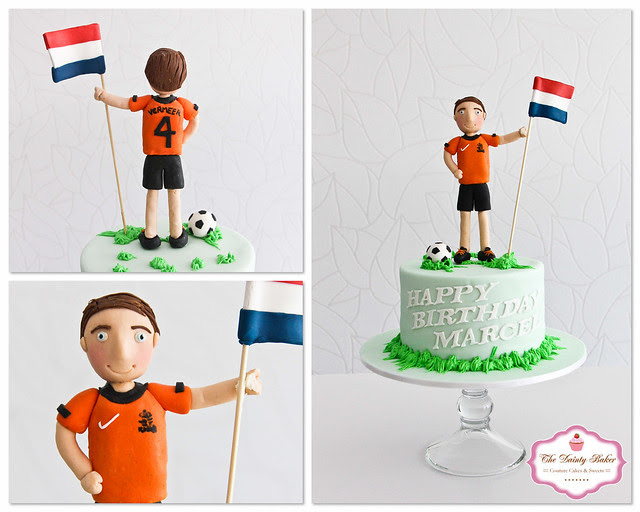 Netherlands Soccer collage-1