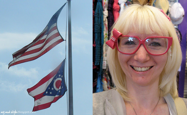 OHIO Flags and me