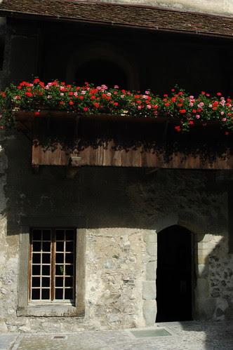 Chalet Flowers