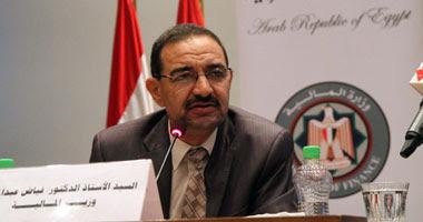 الدكتور فياض عبد المنعم- وزير المالية