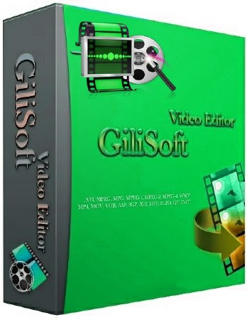 GiliSoft Video Editor 7.3.0 Crack, Patch, Serial Key Full Version