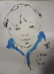 Clermont children #2: Alban.