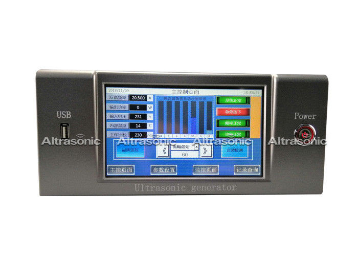 20khz Digital Ultrasonic Power Supply Generator For Ultrasonic Welding Machine