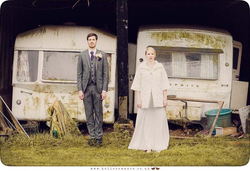Quirky Wedding Photography Suffolk - Hello Romance