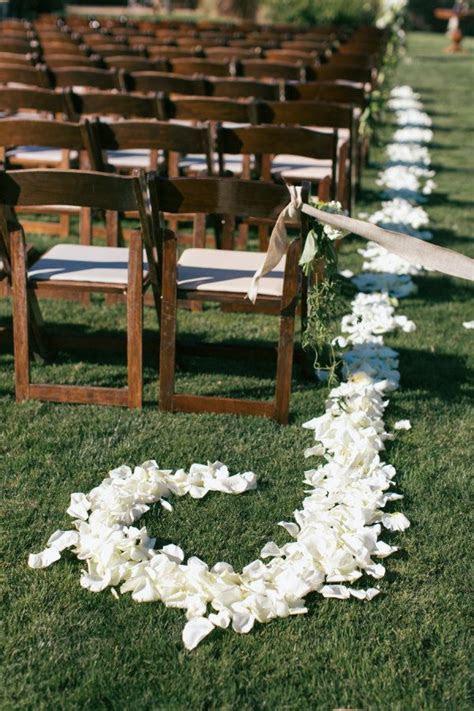 17 Best ideas about Rose Petal Aisle on Pinterest   Flower