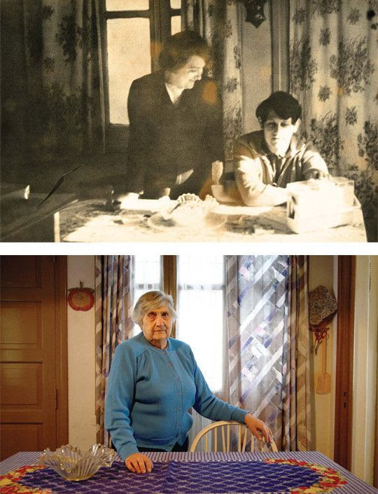 Then and Now Photos With an Unhappy Twist
