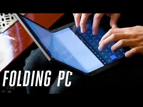 Lenovo's Foldable PC