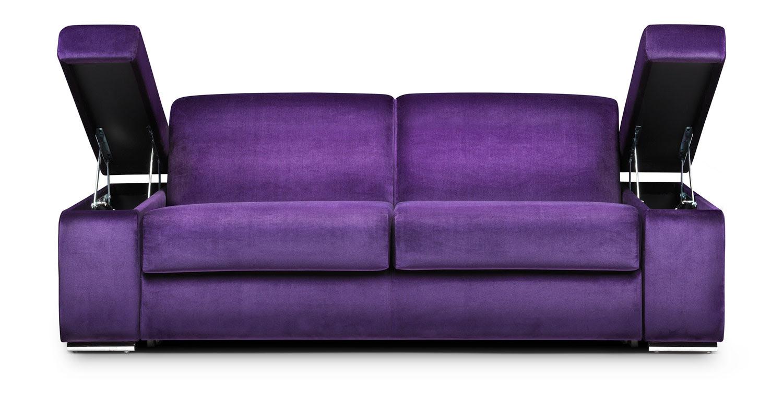 purple sofa mile end