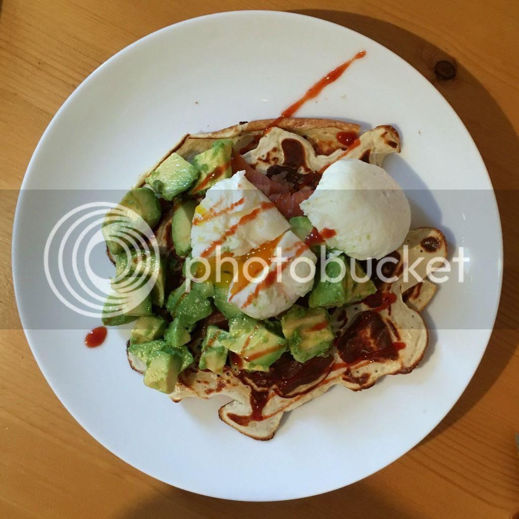 Savoury Protein Pancakes Brunch photo Protein Pancakes_zpsmjwdgur3.jpg