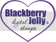 Blackberry Jelly's digital stamps