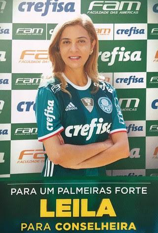 Leila Pereira Crefisa (Foto: Divulgação)