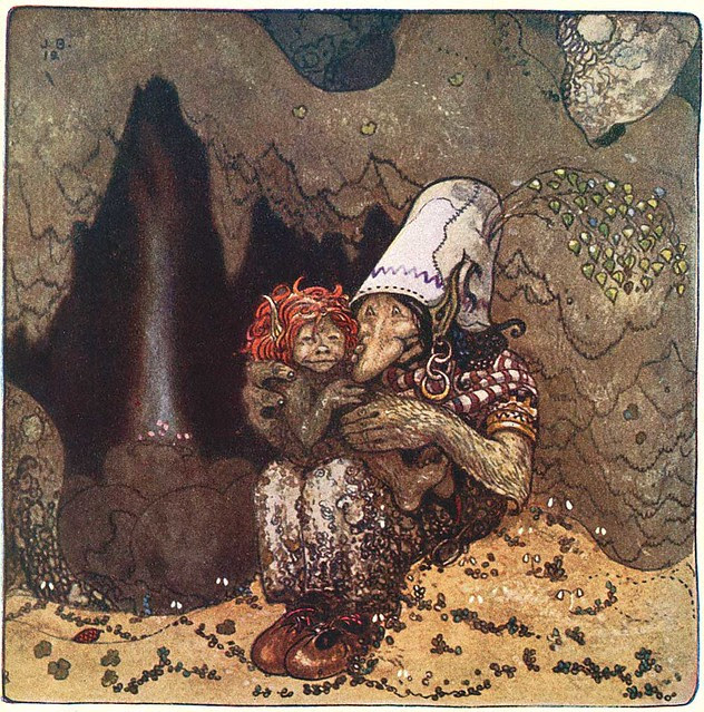 John Bauer - Illustration 12