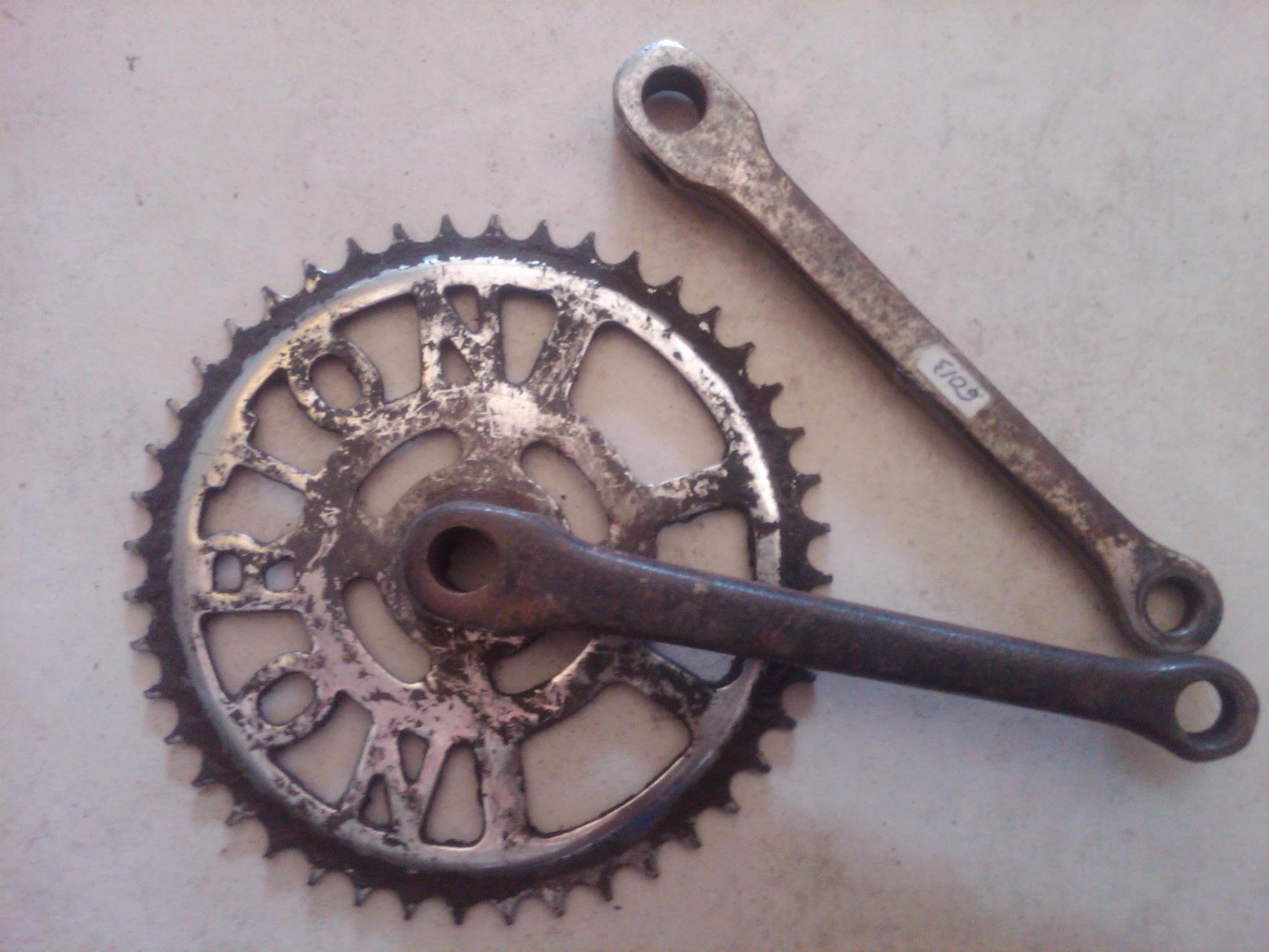 Harga Onderdil Sepeda Kebo Onthel