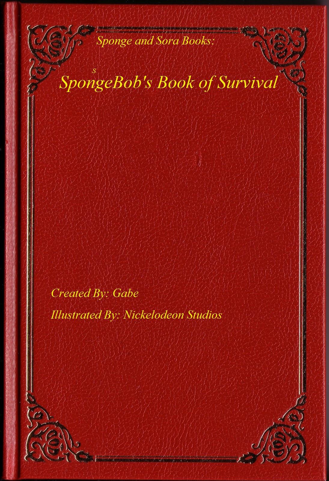 Image - Blank book cover.jpg | The Sponge and Sorapedia Wiki ...