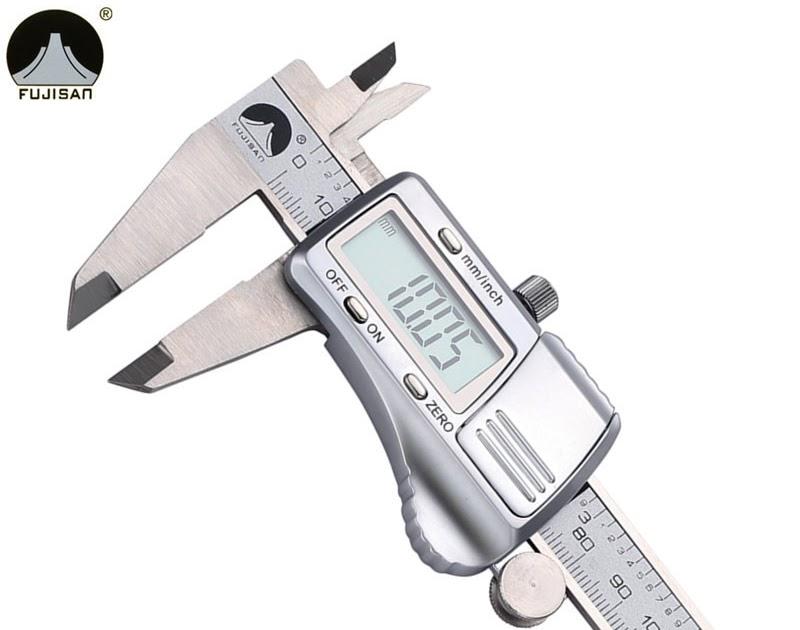 Vernier Calipers 300 mm Micrometro Measuring gauge Stainless Steel Caliper Ruler