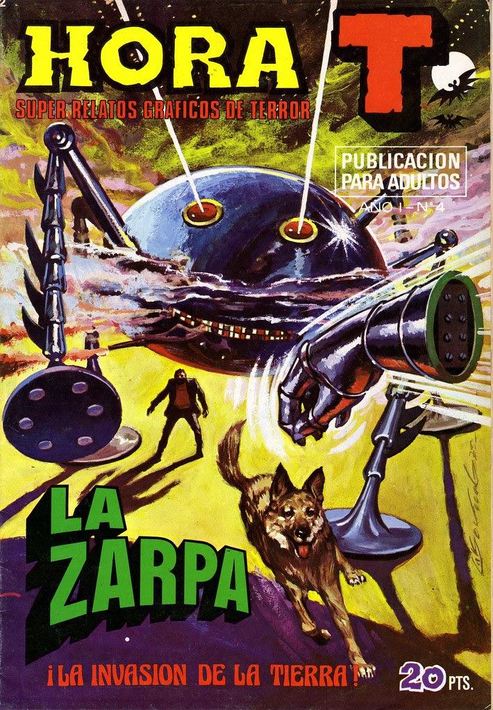 Antonio Bernal - Hora T (issue 4) 1975