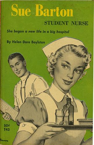 sue barton student nurse_front_tatteredandlost