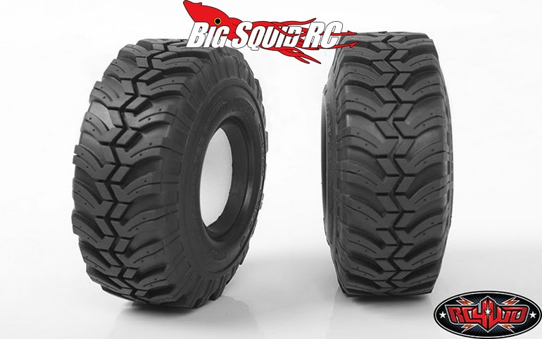 2 Sizes Of Interco Ground Hawg Ii Tires From Rc4wd Big Squid Rc Rc Car And Truck News