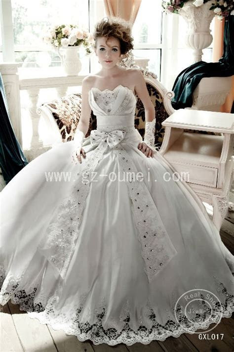 Fairy Tales Wedding Dress Design Picture   Wedding Dress