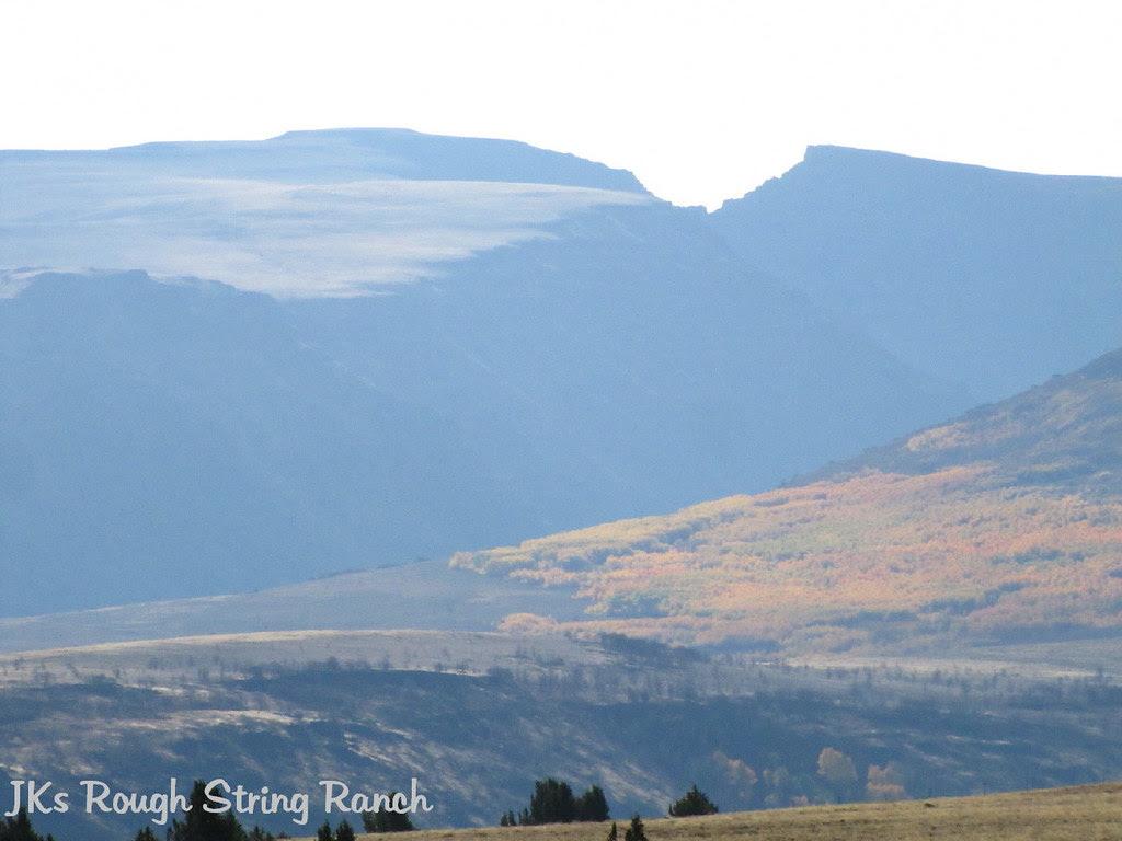 Gunsight on Steens Mountain