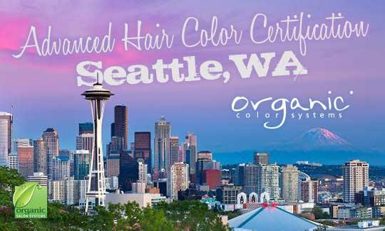 Seattle Organic Color Class 2013