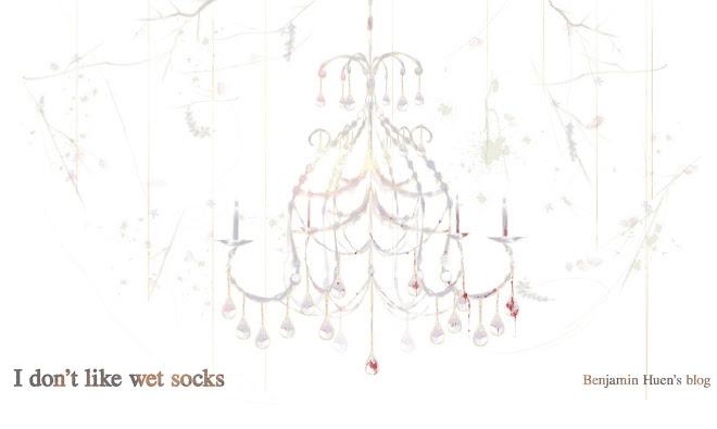 I Don't Like Wet Socks