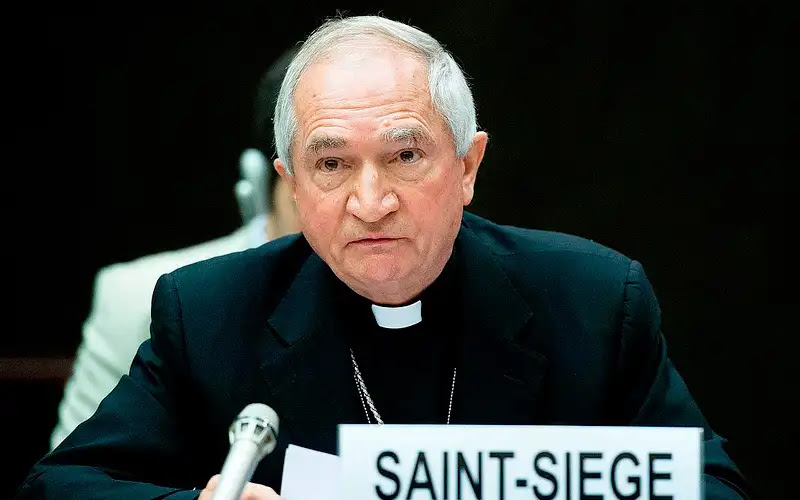 Mons. Silvano Tomasi. Foto: Flickr UN Geneva (CC-BY-NC-ND-2.0)