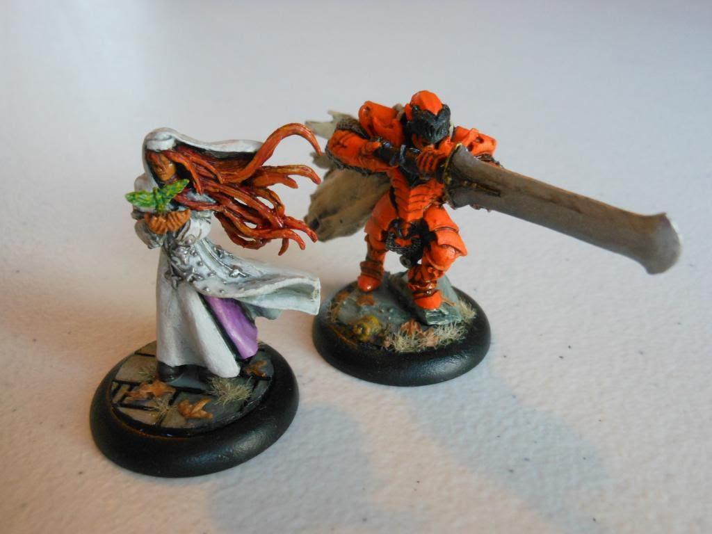 Evangeline and Kronen