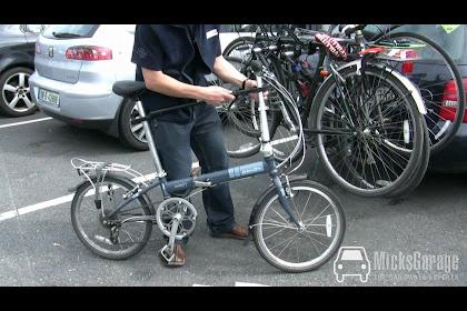 4 Bike Tow Bar Carrier