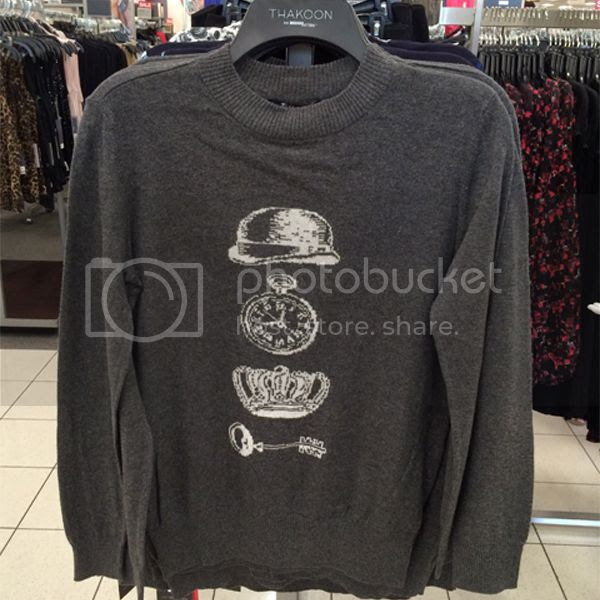 Thakoon for Kohls Graphic Sweater