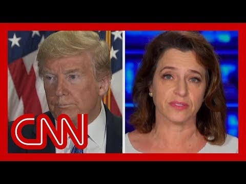 CNN reporter on Trump claim: Where did he get that from?