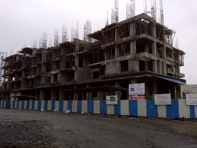 Under construction Pride Valencia Baner - Visit Amit's Sereno, Reelicon Alpine Ridge, Pride Platinum, Welworth Paradise, Venkateshwara Mirabel & Pride Valencia, near Pancard Clubs, Baner, Pune 411045
