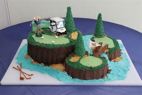 25  best ideas about Golf Course Cake on Pinterest   Golf