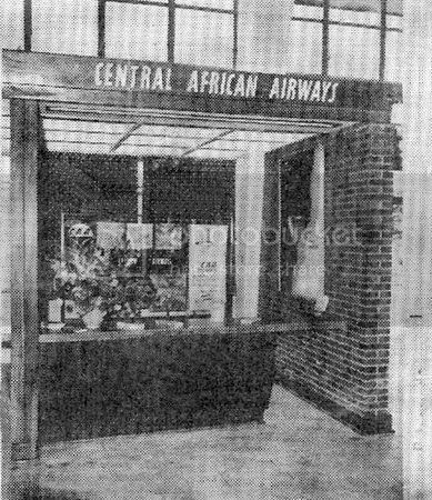 Office, The Opening of Bulawayo Airport