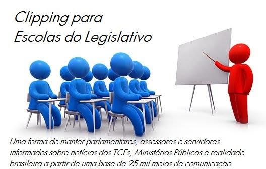 Clipping Escola do Legislativo