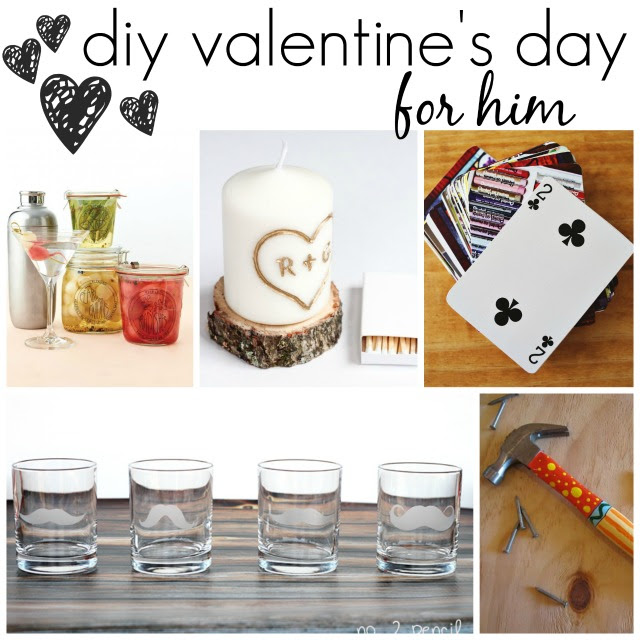 Diy Valentines Day Gifts For Him Made To Travelcom