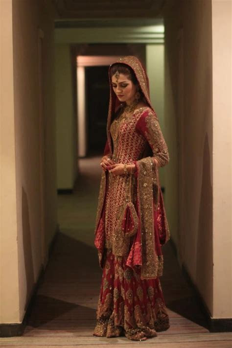 Latest Bridal Red Lehenga Designs 2015 Collection Prices